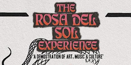 ROSA DEL SOL tickets