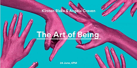 The Art of Being tickets