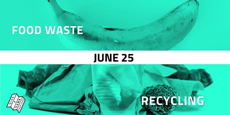 Give A Damn Chapters : Food Waste and Recycling Solutions biglietti