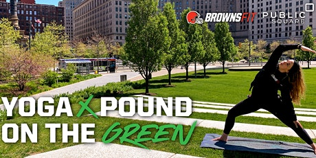 Yoga x Pound on the Green tickets
