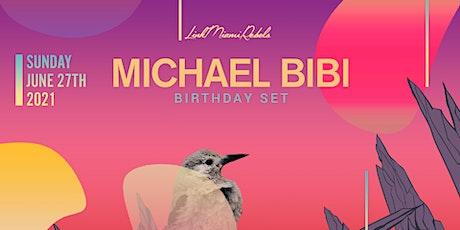 Michael Bibi @ Club Space Miami tickets