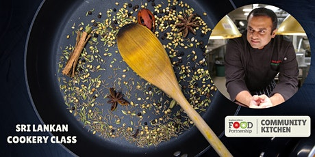 Sri Lankan cookery with Chef Kanthi from Easy Tiger (in person) tickets