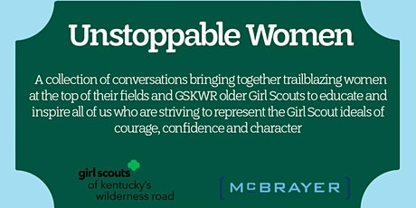 Unstoppable Women: Featuring Dr. Mary Lloyd Ireland + Natalie Novosel tickets