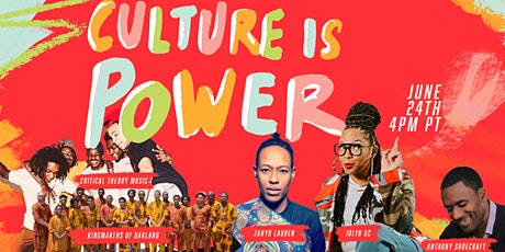 Culture is Power! Hosted By The Seattle Equity Summit Collaborative tickets