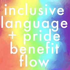 Pride Benefit Class with Kate at Black Swan Yoga! tickets