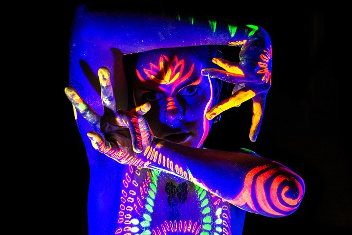 NEON NAKED LIFE DRAWING | THE MINISTRY | LONDON BRIDGE image