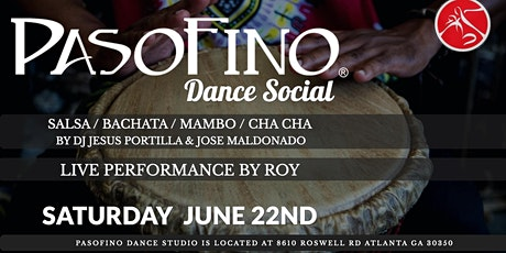 PASOFino Dance Social in Atlanta tickets