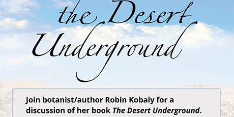 The Desert Underground Tickets