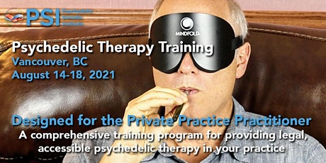 Psychedelic Therapy Training with PSI: Vancouver, BC tickets