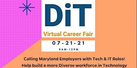 Diversity in Tech  Career Fair 2.0 tickets