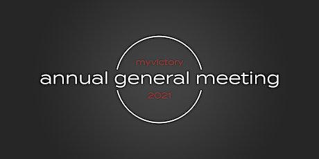 Annual General Meeting | Okotoks tickets