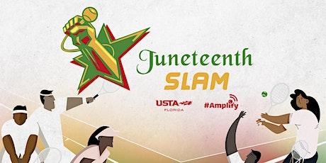 Juneteenth Slam tickets