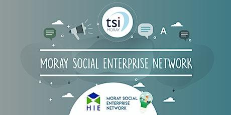 Moray Social Enterprise Network Meeting tickets