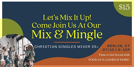 Mix & Mingle tickets