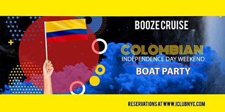 BOOZE CRUISE PARTY CRUISE | COLOMBIA tickets