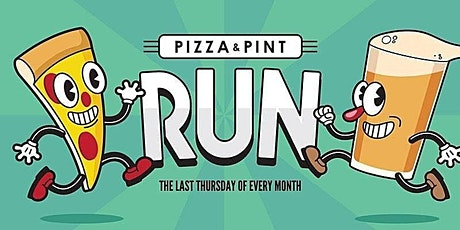 Pizza & Pint Run tickets