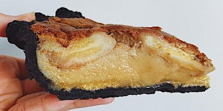 Online Baking Workshop: Banana Fosters Pie! tickets