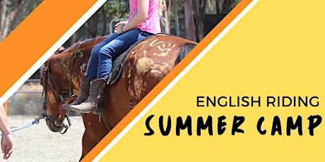 English Riding Camp tickets