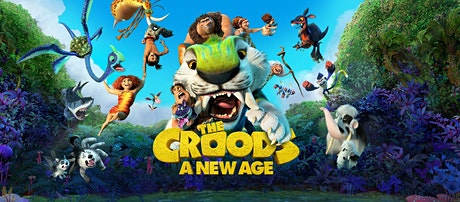 Movies in the Park: The Croods 2: A New Age tickets