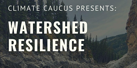 Inaugural Watershed Resilience Meeting tickets