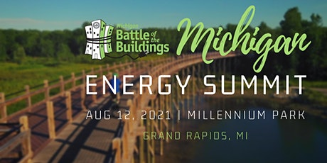 2021 Michigan Energy Summit tickets
