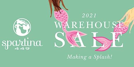 2021 Warehouse Sale tickets