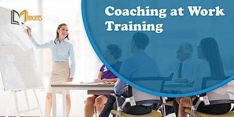 Coaching at Work 1 Day Training in Lugano billets