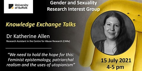 Gender and Sexuality Research Interest Group: Knowledge Exchange Talks tickets