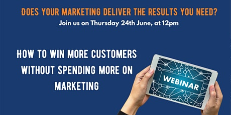 How to Win More Customers Without Spending More On Marketing tickets