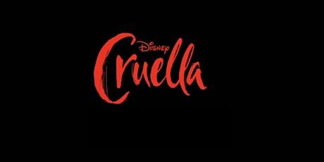 Movies in the Park: Cruella tickets