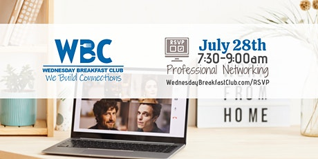 Wednesday Breakfast Club - July 28th tickets