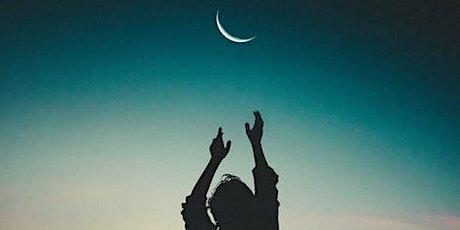 Creating Abundance by the Moon tickets