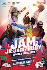 The JAM tickets