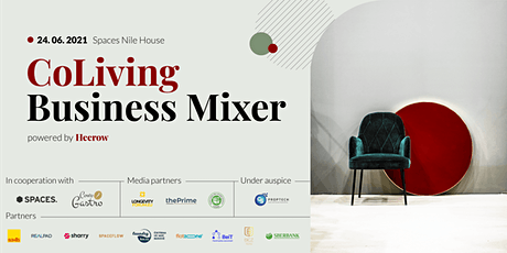 CoLiving Business Mixer tickets