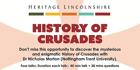ONLINE TALK Ships and navigation at the time of the Crusades tickets