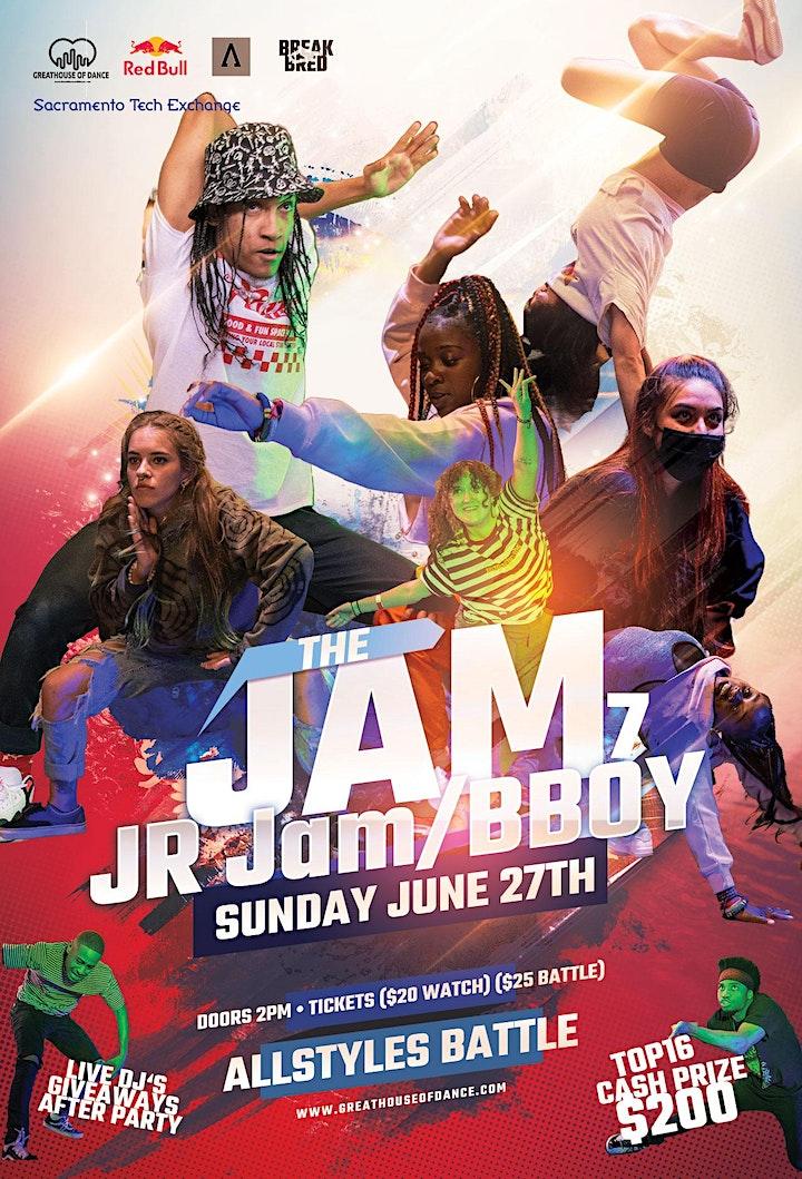 The JAM image