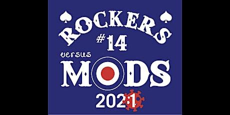 Rockers vs Mods Dallas – #14-ish tickets