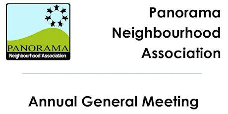 Panorama Neighbourhood Association Annual General Meeting tickets