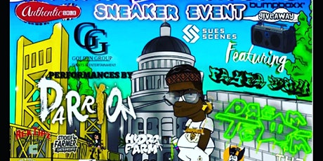 Nine One Kicks- Sneaker Event tickets