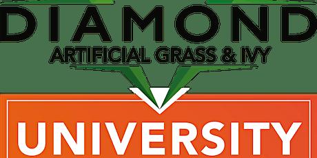 Diamond University Artificial Grass Installation Class (ENGLISH) tickets