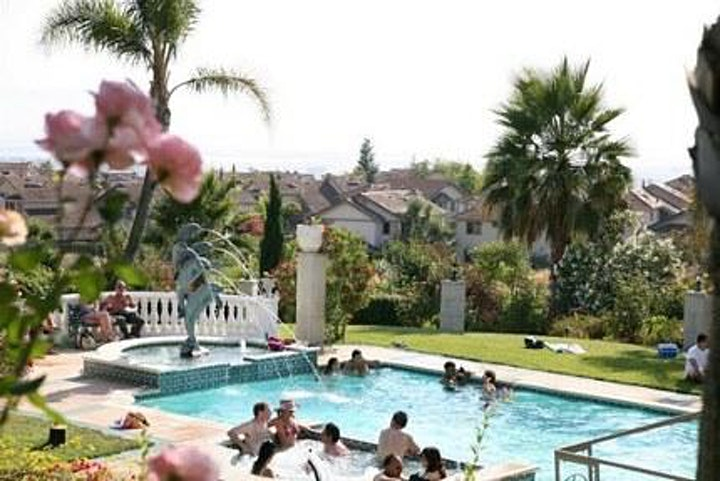 BAY AREA SINGLES MANSION POOL PARTY 2021 image