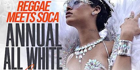 REGGAE MEETS SOCA All White Party Atlanta Carnival Memorial Day Weekend tickets