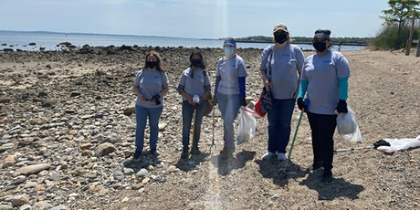 Beach cleanup at Glen Island Park tickets