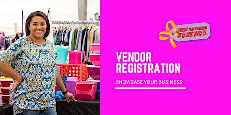 JBF Eau Claire/Chippewa Valley Sale | Vendor Fall 2021 Registration tickets