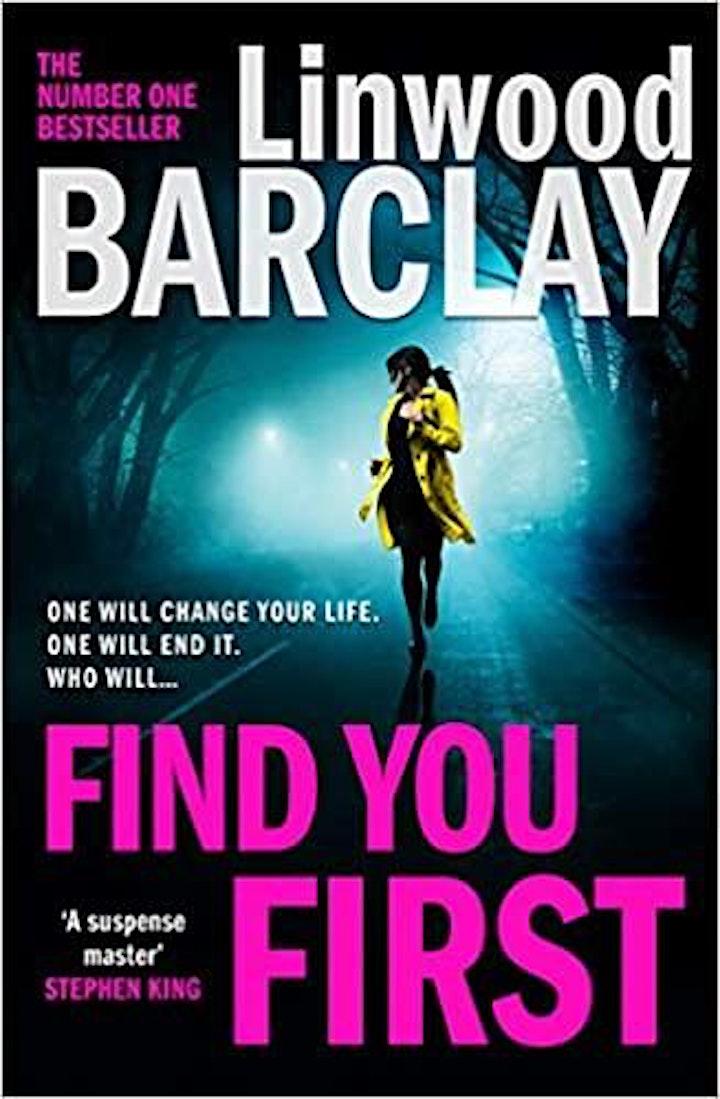 TWO Sunday Times Bestselling authors  Linwood Barclay & Mark Billingham image