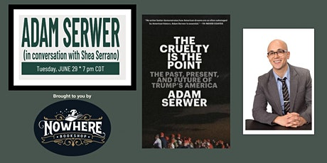Adam Serwer (in conversation with Shea Serrano) tickets
