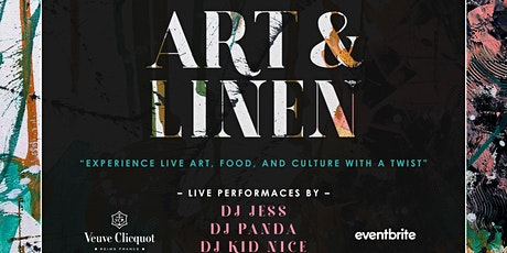 Art & Linen Night tickets