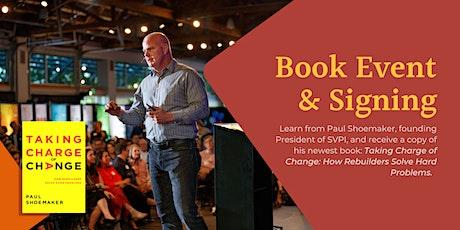 Paul Shoemaker Book Event tickets