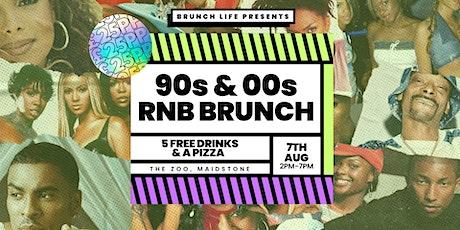 90s vs 00s RnB vs Hip Hop Throwback Brunch tickets