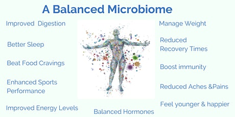 Microbiome Gut Health Talk tickets